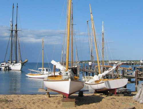 Quitsa, 14′ gaff sloop