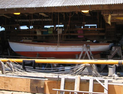 26' Herreshoff Alerion Advent, 2005