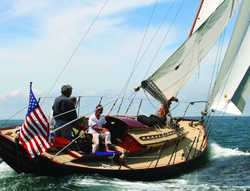 38' sloop Here and Now (2006)