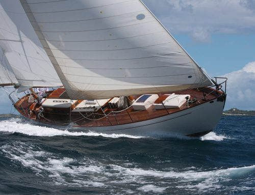 """Mah Jong"" Wins 2018 Bequia Easter Regatta"
